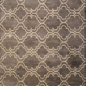 brown Contemporary area Rug