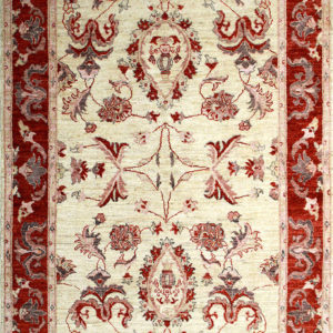 traditional rug ziegler design